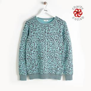 SOLO_2380_TEAL__ladies_leopard_spot_sweater_THE_BONNIEMOB_AW18_1_916b81c3-6f0b-45f6-af8f-3984663127ae_1000x1000