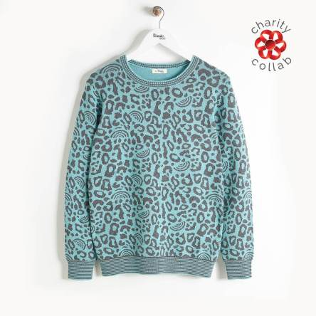 SOLO_2380_TEAL__ladies_leopard_spot_sweater_THE_BONNIEMOB_AW18_1_916b81c3-6f0b-45f6-af8f-3984663127ae_1000x1000